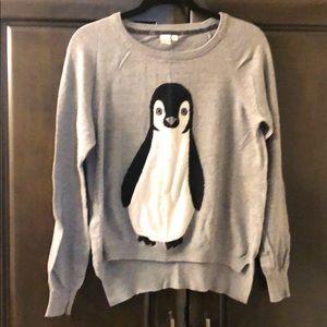 💥HOST PICK💥 Twik Penguin graphic sweater